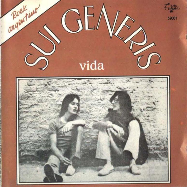 Sui Generis VIDA 002